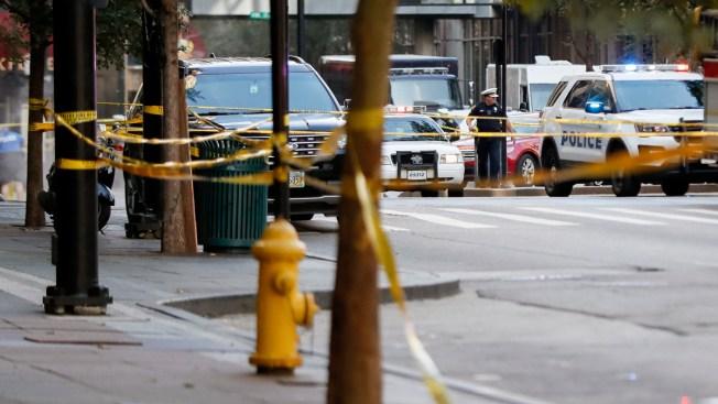 4 Dead in Cincinnati Bank Shooting, Including Gunman, Police