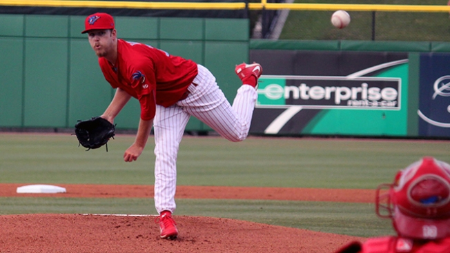 Thinking Man's Pitcher, Phillies Prospect Cole Irvin Enjoying Time With Clearwater