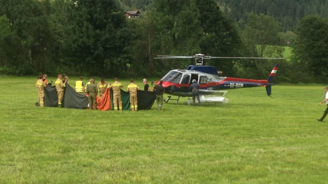 8 Mountain Climbers Die in 3 Accidents in European Alps