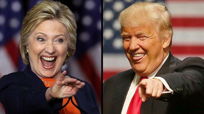 Clinton Leads Trump in Diverse Battleground States in New Polls