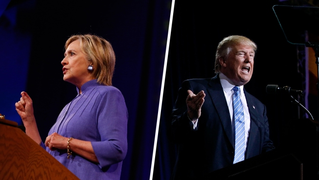 Donald Trump Touts Vladimir Putin, Hillary Clinton Plays Defense
