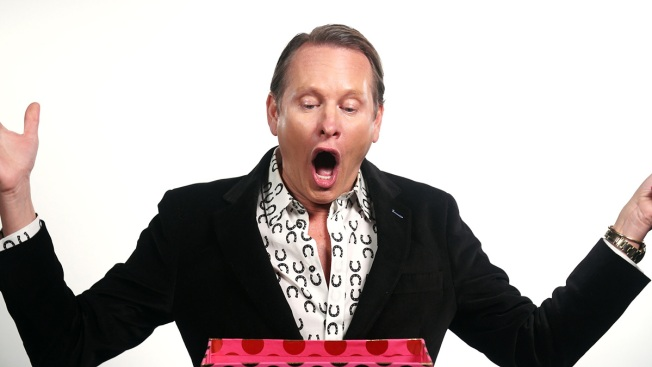 Carson Kressley Has a Better Way to React to Unexpected Gifts This Season