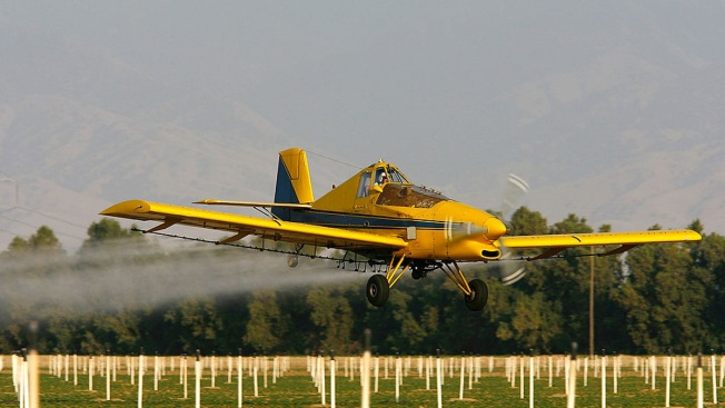 Pesticide Maker Tries to Kill Risk Study That Shows Harm
