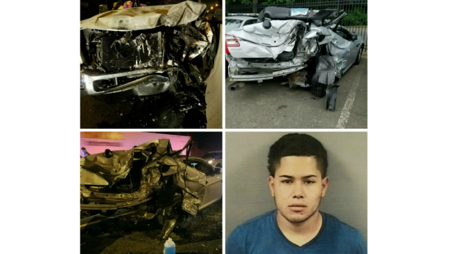 Police: Drunk Driver Rams Cruiser After Chase