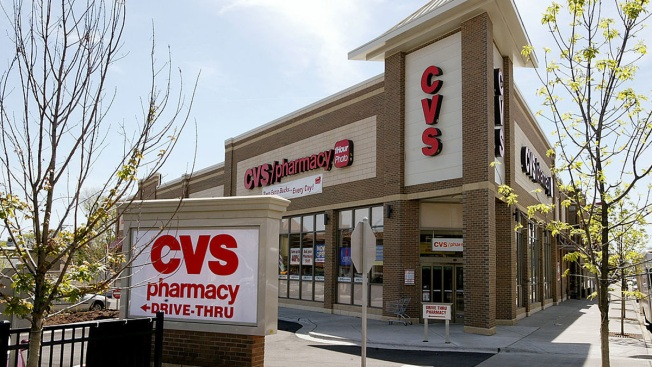 Woman Trying to Buy Birthday Card Gets Trapped Inside CVS