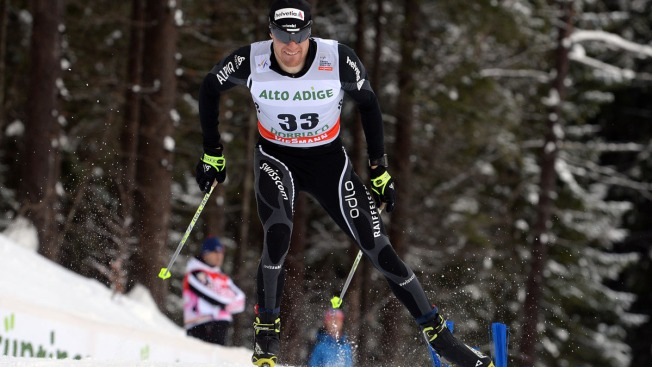 Switzerland's Cologna Wins Men's Olympic 30K Skiathlon