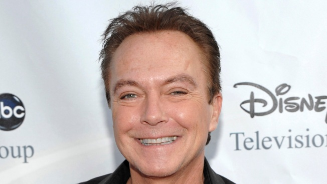David Cassidy, Fighting Memory Loss, Wants to 'Enjoy Life'
