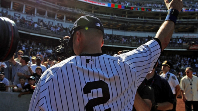 The Likes of Yankees' Derek Jeter Don't Come Along Often