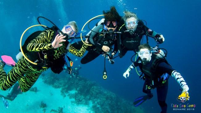 Pain of Scuba Diving Deaths Off California Felt Across Globe