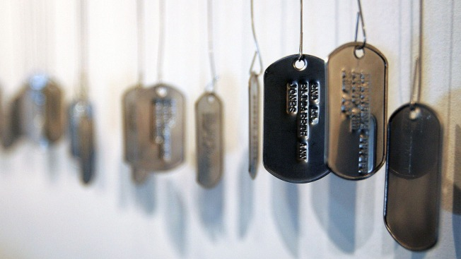 Historian Accused of Stealing WWII Dog Tags from National Archives