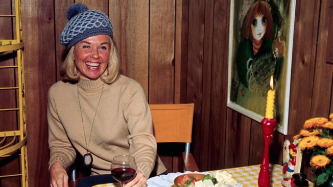 Birthday Surprise for Ageless Doris Day: She's Actually 95