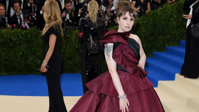 Lena Dunham and Animal Shelter Feuding Over Her Old Dog Lamby
