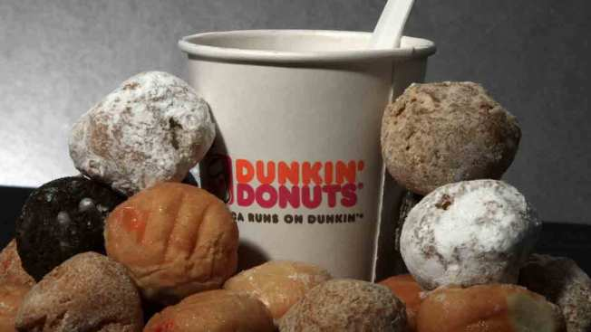 Dunkin\' Donuts Drops Food-Coloring Additive From Powdered Sugar ...