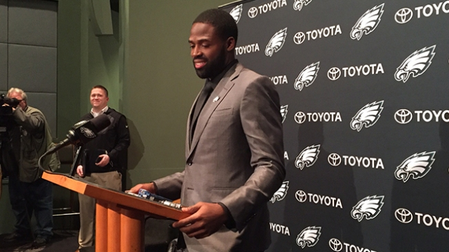 With 3rd Team in 4 Years, Torrey Smith Hopes to Find Stability With Eagles