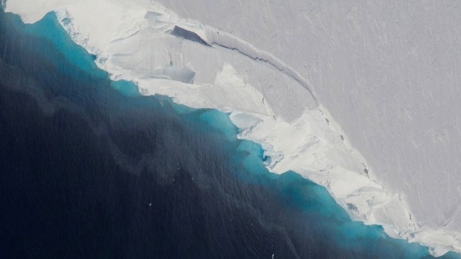 New Research Finds Void Growing Under Glacier in Antarctica