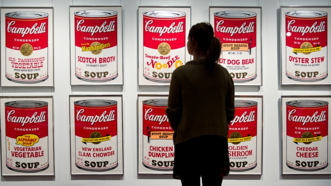 FBI Offers Reward in Missouri Theft of Warhol Prints