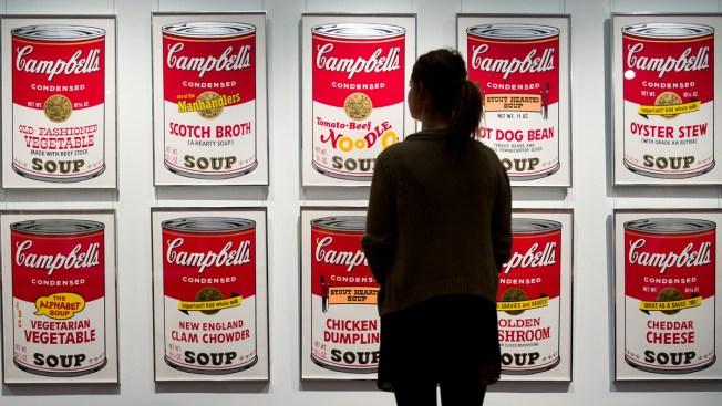 FBI Offers Reward in Missouri Theft of Warhol Prints