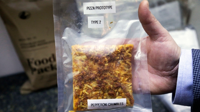 Military Scientists Develop Pizza That Lasts Up to 3 Years
