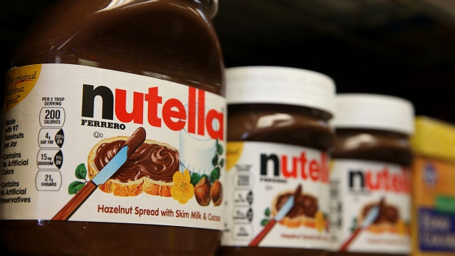 Nutella Maker Smooths Out Hazelnut Shortage Fears