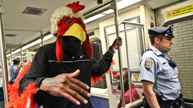 Night Owl SEPTA Service: It's Not For Chickens, Or Is It?