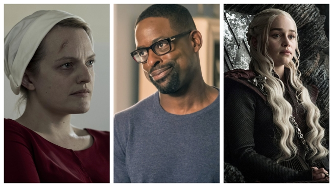 'This Is Us,' 'Game of Thrones' and 'Handmaid's Tale' Among Emmy Nominees