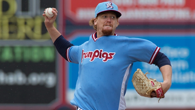 Phillies Prospect Tom Eshelman Thriving After Years of Tutelage From Older Brother