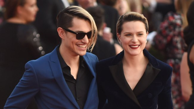 Evan Rachel Wood Is Engaged to Rebel and a Basketcase Bandmate Zach Villa