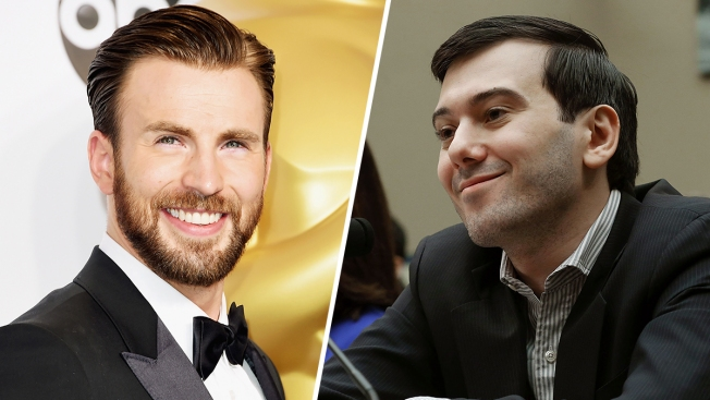 'Pharma Bro' Martin Shkreli Goes After Chris Evans Following Twitter War With Patton Oswalt