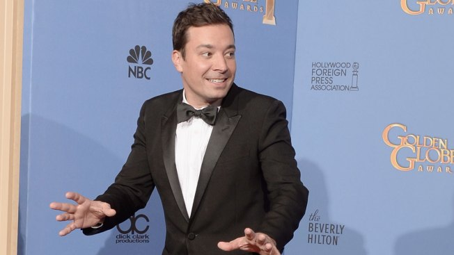 See It: Fallon Ready to Hand Out Golden Globes in New Promo