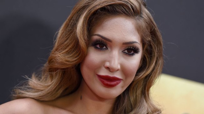 Reality Star Farrah Abraham Arrested at Beverly Hills Hotel