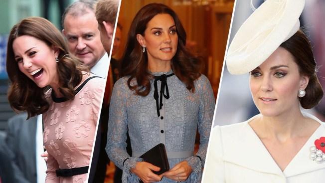 [NATL] Wardrobe Watch: Catherine, Duchess of Cambridge