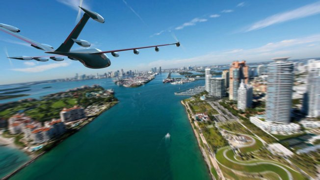 Entrepreneurs Race to Develop Flying Car