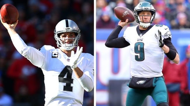 The Gift of Eagles-Raiders Predictions