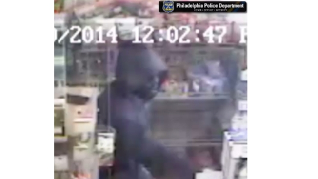 Armed Robbers Storm Convenience Store: Police