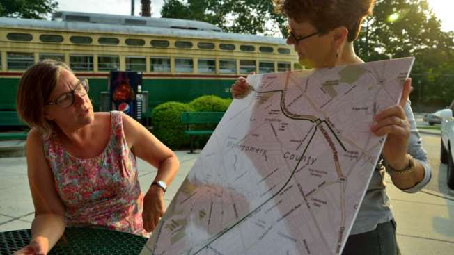 Plans for Trail Through Wissahickon Hit a Bump
