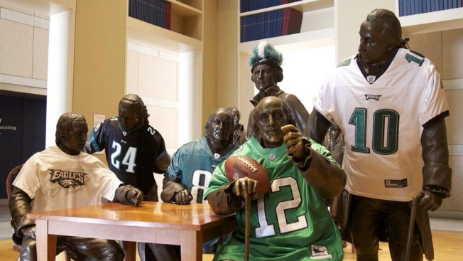 Eagles Home Playoff Game to Score $10M for Region's Economy