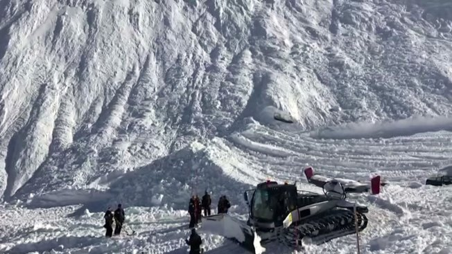 4 Snowboarders Die in French Alps Avalanche: Officials