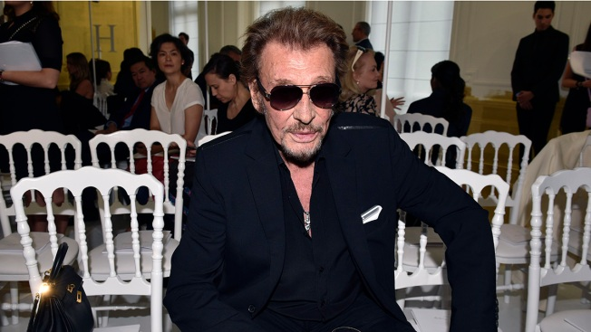 French Rock Icon Johnny Hallyday Dies at 74