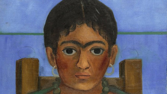 Rediscovered Frida Kahlo Painting Going to Auction in NY