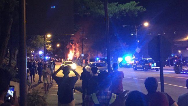 3 Arrested During Violent Protests at Georgia Tech After Student Killed by Campus Officer