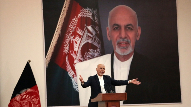 24 Dead After Taliban Attack on Afghan President's Rally; Ghani Unhurt