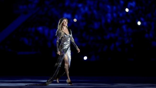 Gisele Bundchen Nearly Rattled to Tears Before Rio Opening Ceremony Catwalk