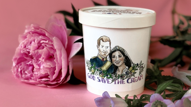 Can't Make It to Harry and Meghan's Nuptials? Check Out These Royal Wedding Cake-Inspired Sweets