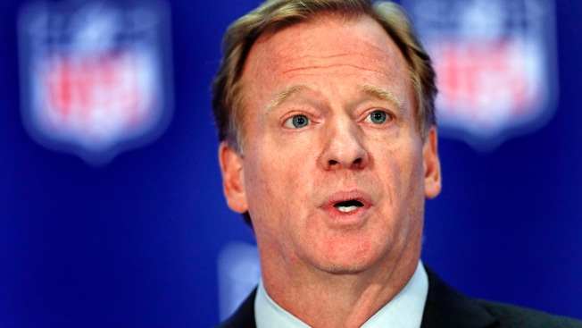 NFL Commissioner Goodell Signs 5-Year Contract Extension
