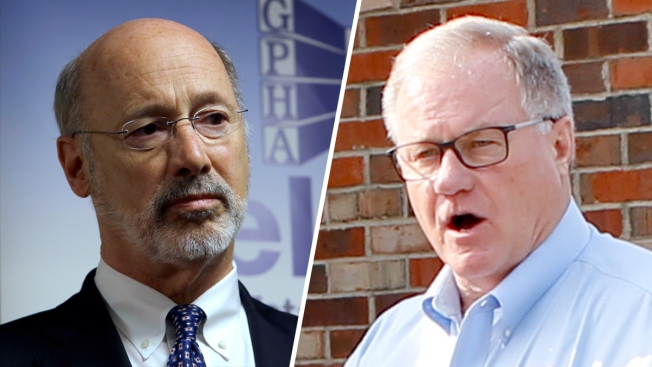 GOP Gubernatorial Candidate Scott Wagner Says Pennsylvania Gov. Wolf Wants to 'Run Out the Clock' on Answers