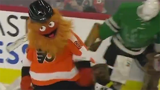 This Baby Gritty Is the Cutest Thing You'll See All Day