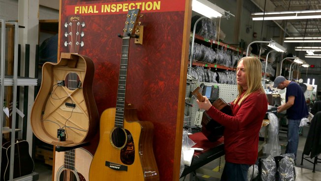 Martin Guitar Factory Listed in National Register of