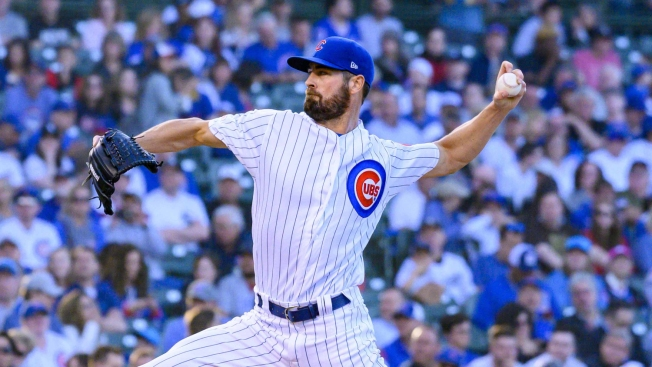 Is a Reunion Possible for Cole Hamels and the City of Brotherly Love?