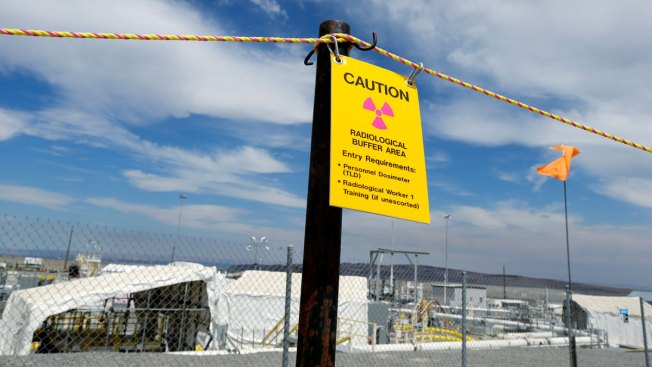US Nuclear Site's Collapsed Tunnel May Have Gone Unnoticed for Days