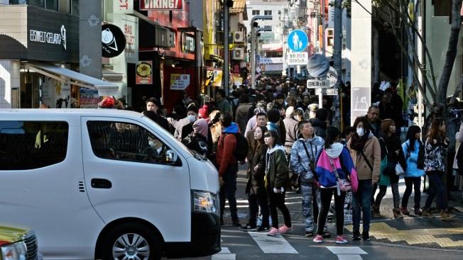 Van Slams Into Pedestrians on Tokyo Road, Injuring 8 People